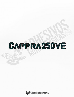 MONTESA Cappra 250 VE Stickers