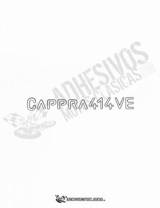 Adhesivos MONTESA Cappra 414 VE