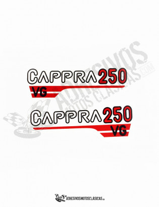 MONTESA Cappra 250 VG Stickers