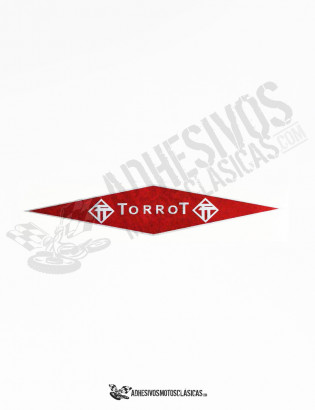 TORROT Red Sticker