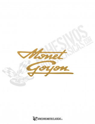 MONET GOYON Stickers