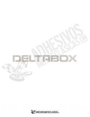 Adhesivo yamaha DELTABOX