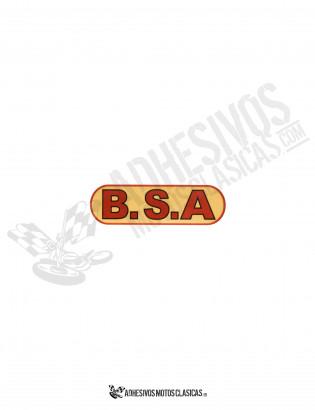 Adhesivo BSA