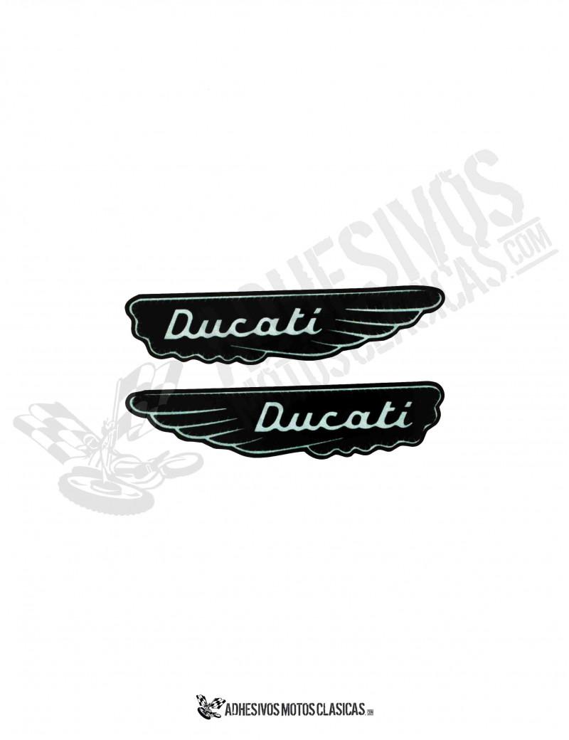 Ducati Scrambler Stickers