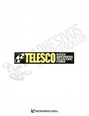 Telesco forks Stickers