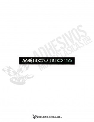 BULTACO Mercurio 155 Sticker