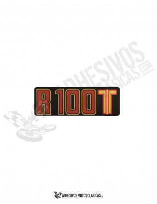 BMW R 100T Sticker