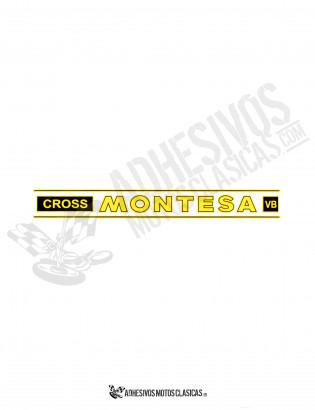 MONTESA Cappra VB Forks Stickers