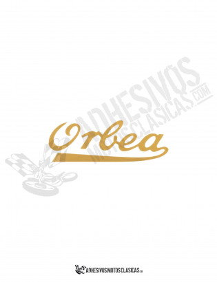 ORBEA 8cm Sticker