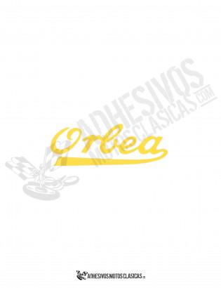 ORBEA 5cm Sticker