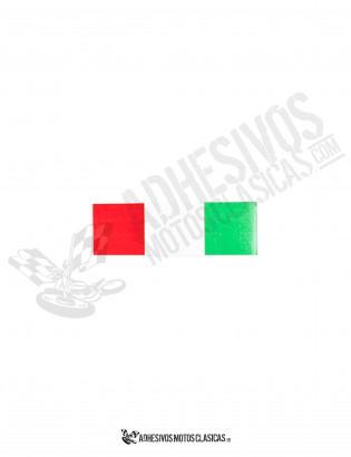 Adhesivos Bandera Italia