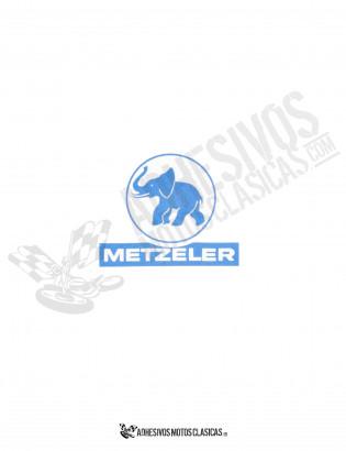 METZELER LOGO  Sticker