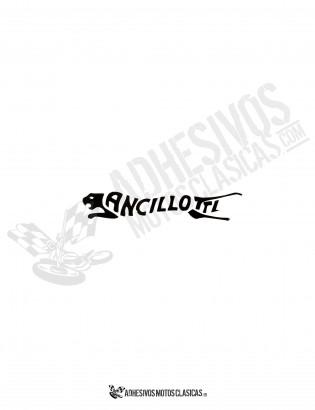 ANCILLOTTI Sticker