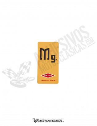 BETOR Magnesio Stickers