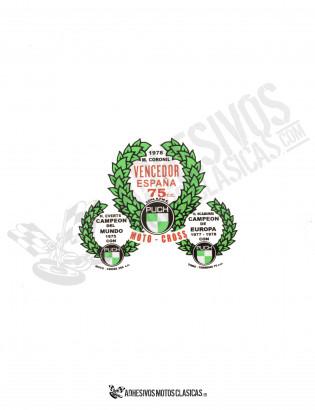 Adhesivo PUCH Laureles 3