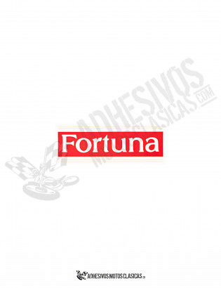 fortuna Stickers