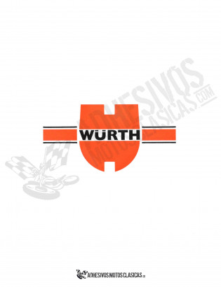 wurth Stickers