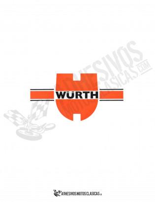 wurth Stickers