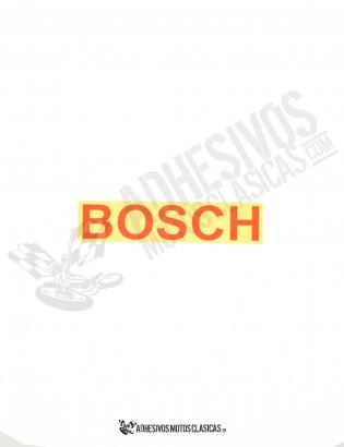 bosch Stickers
