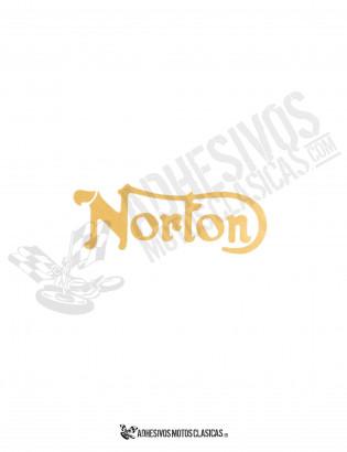 Adhesivo NORTON ORO