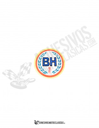 BH Colors Sticker