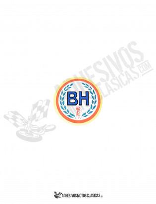 BH Colors Sticker