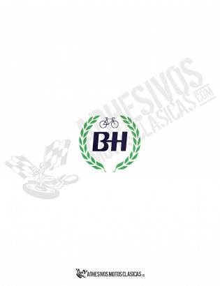 BH Sticker
