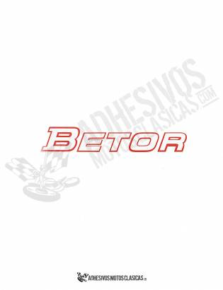 Betor 2 Sticker