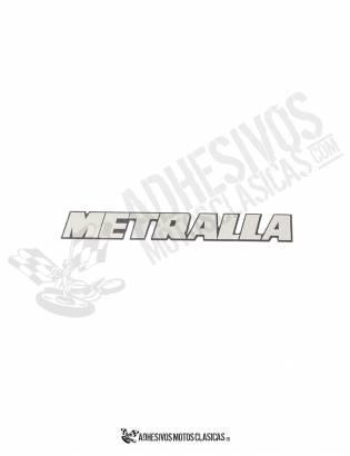 Adhesivos BULTACO Metralla