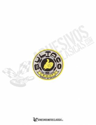 BULTACO LOGO Stickers