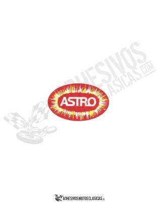 BULTACO Astro Sticker