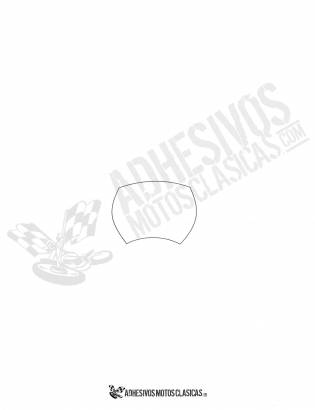Adhesivo CARETA PUCH Cobra T.T.