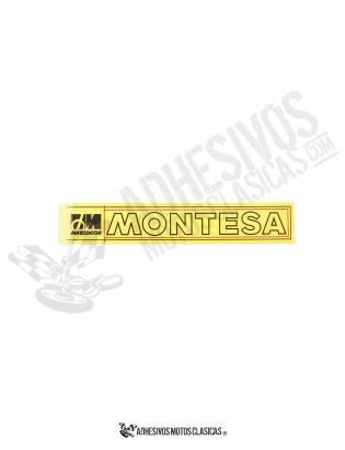 Marzocchi Forks MONTESA Stickers
