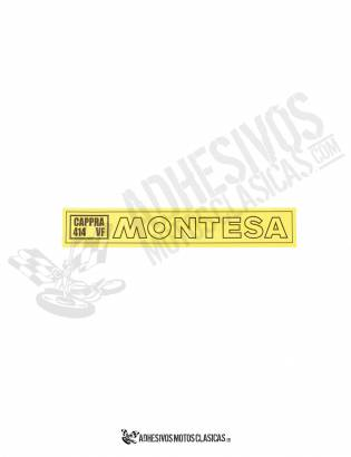 Adhesivos Horquillas MONTESA Cappra 414 VF