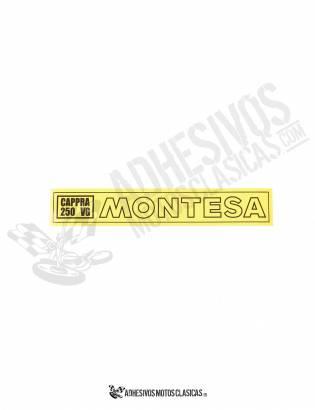 Adhesivos Horquillas MONTESA Cappra 250 Vg