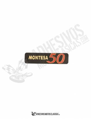 MONTESA 50 Impalita Sticker