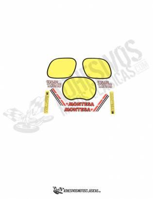 Juego completo de Adhesivos MONTESA Enduro 125 H6