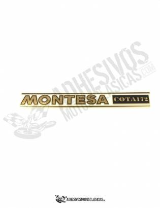 MONTESA Cota 172 Fork Sticker