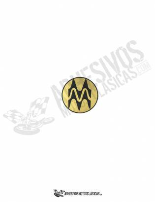 MONTESA cappra logo Sticker