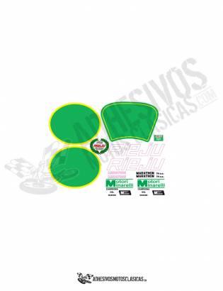 rieju marathon 74 2nd series stickers kit