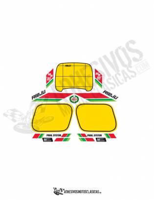 RIEJU MR 80 Stickers kit