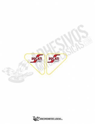 DUCATI sport Stickers