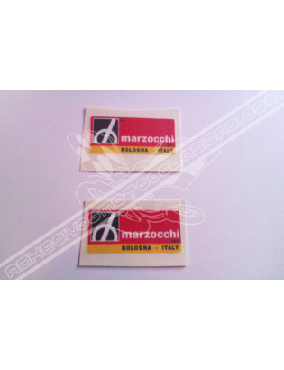 Marzocchi Red Stickers