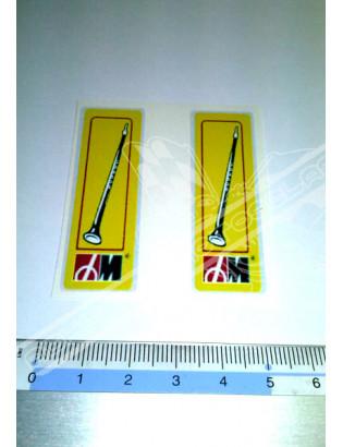 MARZOCCHI Stickers