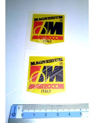 MARZOCCHI Magnesio Stickers