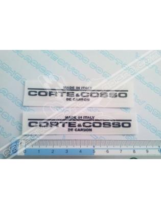 CORTE & COSSO Stickers
