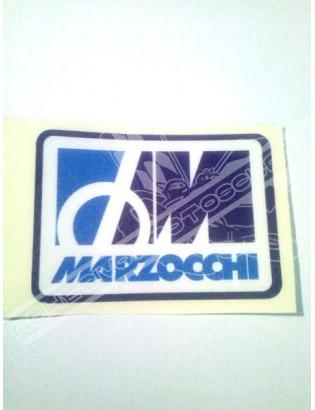 MARZOCCHI 75x50mm. Sticker