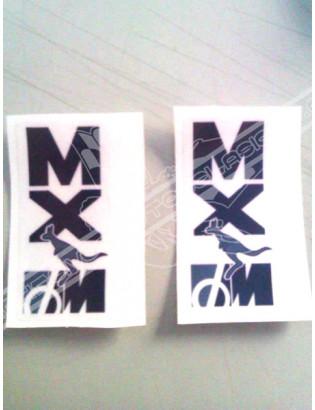 MARZOCCHI MX Sticker