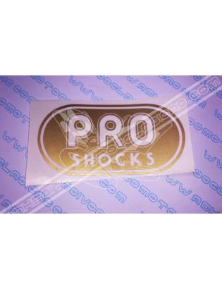 PRO SHOCKS Sticker