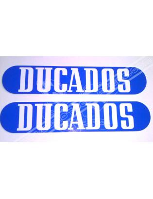 DUCADOS 15cm Stickers